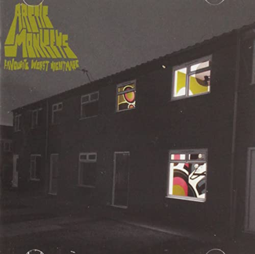 Arctic Monkeys - Favourite Worst Nightmare - Zortam Music