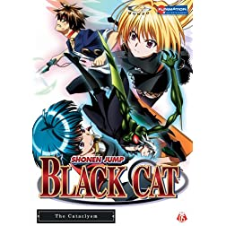 Black Cat, Vol. 5 - The Cataclysm