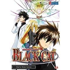 Black Cat, Vol. 6 - Cat's Nine Lives