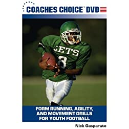 Form Running, Agility, And Movement Drills For Youth Football