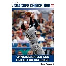 Winning Skills And Drills For Catchers