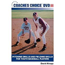 Pitching Drills And Fielding Skills For Youth Baseball Players