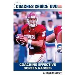 Coaching Effective Screen Passes