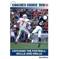 Catching The Football: Skills & Drills