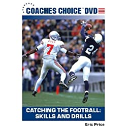 Catching The Football: Skills & Drills