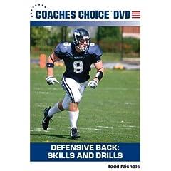 Defensive Back: Skills And Drills