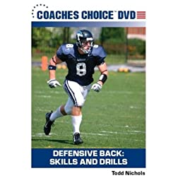 Defensive Back: Skills And Drills