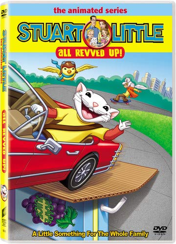 Stuart Little (The Animated Series) - All Revved Up!