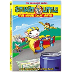 Stuart Little (The Animated Series) - Fun Around Every Curve