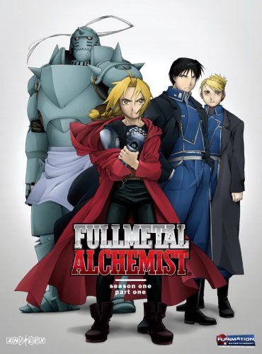 Fullmetal Alchemist: Season 1, Part 1 Box Set