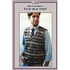 Knitting: A Fair Isle Vest