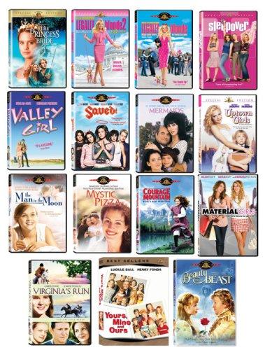 Ultimate Sleepover DVD Giftset