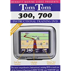 Tomtom-Automotive 300 & 700 Gps