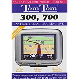Tomtom-Automotive 300 & 700 Gps