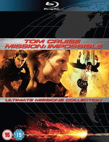 Mission: Impossible-Ultimate Missions [Blu-ray]