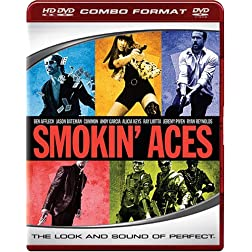 Smokin' Aces [Combo HD DVD and Standard DVD]