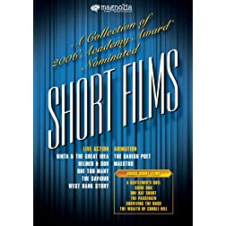 A Collection of 2006 Academy Award Nominated Short Films (Including West Bank Story and The Danish Poet)