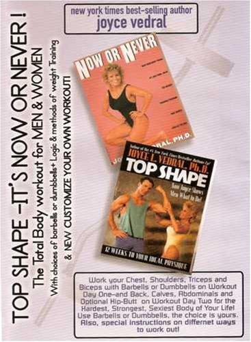 Joyce Vedral: Top Shape Total Body Weight Training Workout