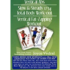 Joyce Vedral: Vertical Abs and Fat Zapping Workout