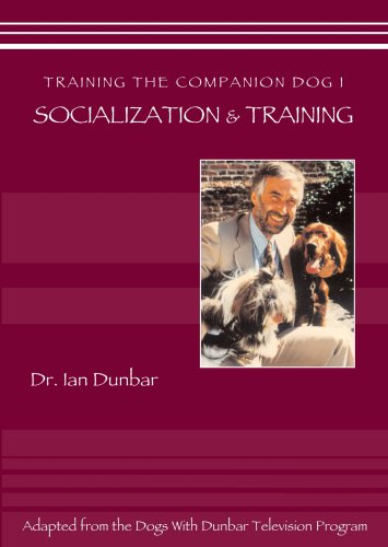 Training The Companion Dog 1-- Socialization and Training