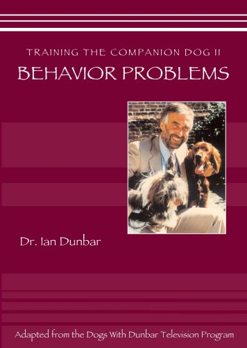 Training The companion Dog 2 --  Behavior Problems