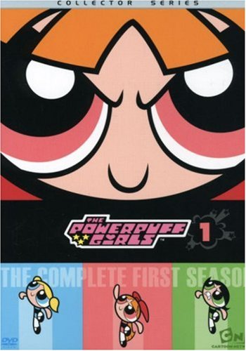 The Powerpuff Girls - The Complete First Season