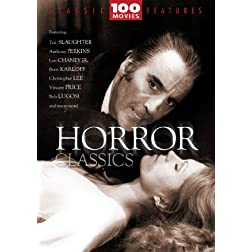 Horror 100 Movie Pack (24pc)
