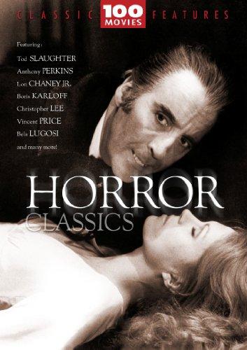 Horror 100 Movie Pack (24pc)