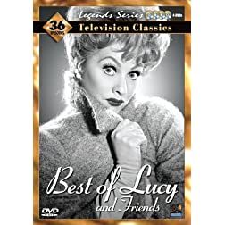 Best of Lucy & Friends (4pc)