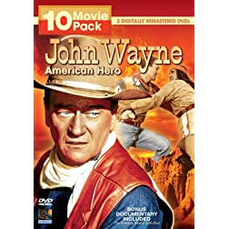John Wayne: American Hero (2pc)