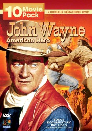 John Wayne: American Hero (2pc)