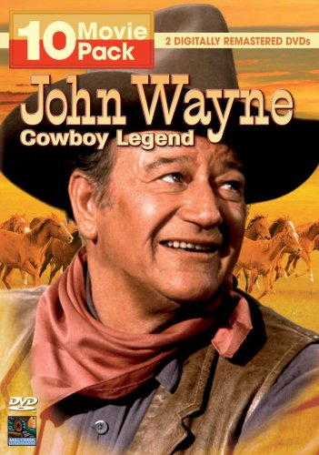 John Wayne: Cowboy Legend (2pc)