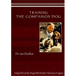 Training The Companion Dog (Set of 4 DVDs)