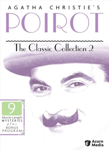 Agatha Christie's Poirot - The Classic Collection, Vol. 2
