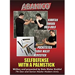 Eskrima Self Defence Palm Stick