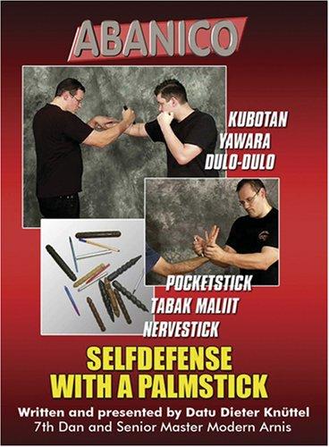 Eskrima Self Defence Palm Stick