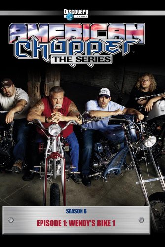 American Chopper Season 6 - Episode 68: Wendy's Bike 1