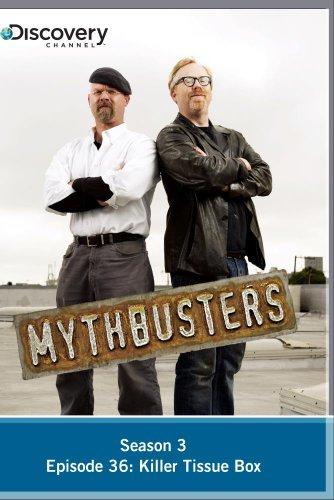 MythBusters Season 3 - Episode 36: Killer Tissue Box