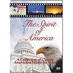 The Spirit of America (God Bless America Star Spangled Banner Stars & Stripes Forever America The Beautiful Battle Hymn Grand Old Flag)
