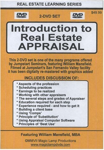 Real Estate Appraisal (2-DVD set)