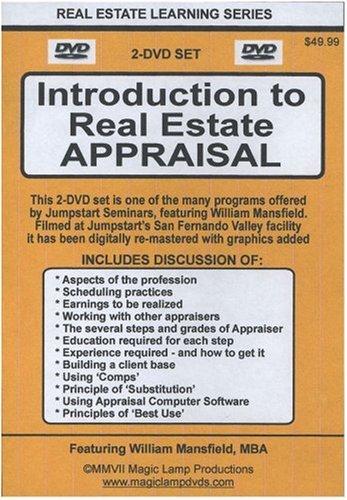 Real Estate Appraisal (2-DVD set)