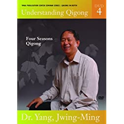 Understanding Qigong DVD4 (YMAA chi kung) Four Seasons Qigong - Dr. Yang