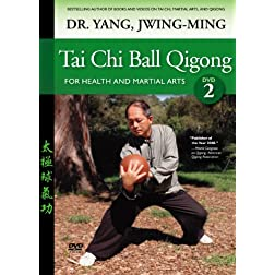 Taiji Ball Qigong Courses 3 and 4 (YMAA Tai Chi) chi kung