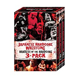 Japanese Hardcore Wrestling: Hardest of the Hardcore