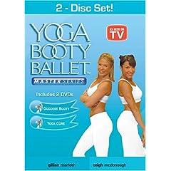 Yoga Booty Ballet: Master Series - Goddess Booty/Yoga Core