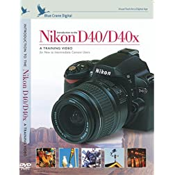Introduction to the Nikon D40 / D40x