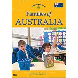 Families of Australia (Families of the World)