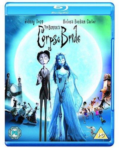 Tim Burton's Corpse [Blu-ray]