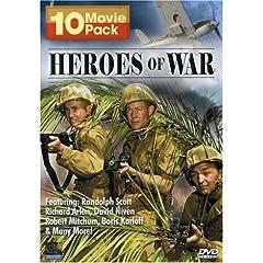 Heroes of War 10 Movie Pack