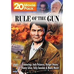 Rule of the Gun 20 Movie Pack